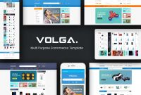 Css Vertical Menu Templates Free Download New Volga Megashop Opencart 2 3 3 X Theme By Plaza Themes On Envato Elements