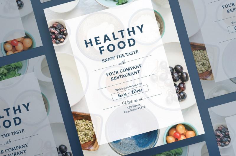 Css Vertical Menu Templates Free Download Unique Posters Healthy Food