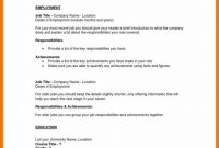 Daycare Menu Template New 12 13 Personal Profiles On Resumes Mysafetgloves Com
