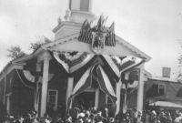 Encore Cs6 Menu Templates Free Awesome Holy Trinity Church 1941 Cap