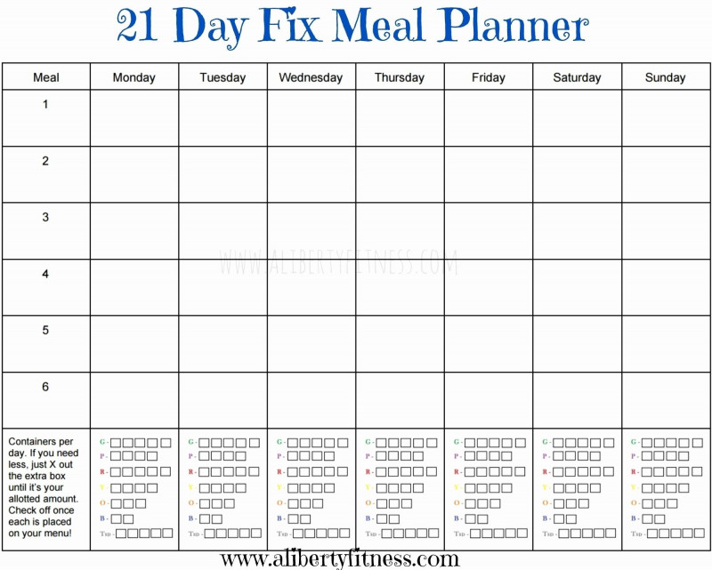 Fast Food Menu Design Templates Awesome Meal Planning Calendar Free Ronal Rsd7 Org