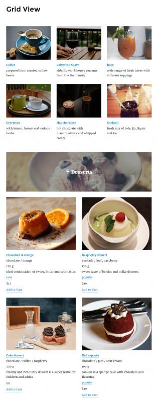 Fast Food Menu Design Templates New Excellent Free Restaurant Menu Plugins For WordPress