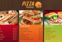 Fast Food Menu Design Templates Unique Restaurant Signage Templates Signagecreator
