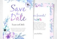 Free Printable Menu Templates for Wedding Unique Free 23 Modern Wedding Invitation Designs Examples In Psd