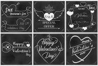 Free Valentine Menu Templates Unique Chalkboard Logo Free Vector Art 161 Free Downloads