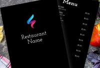 Free Valentine Menu Templates Unique Menugo Restaurant Menu Templates