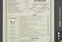 French Cafe Menu Template Awesome Balthazar Restaurant Menu Menu Design Restaurant Menu