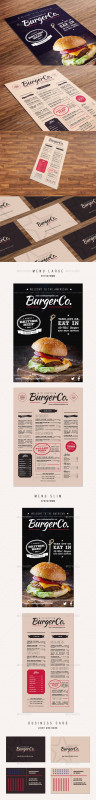 French Cafe Menu Template Awesome Pin by Candy Malfoy On Mockup Burger Menu American