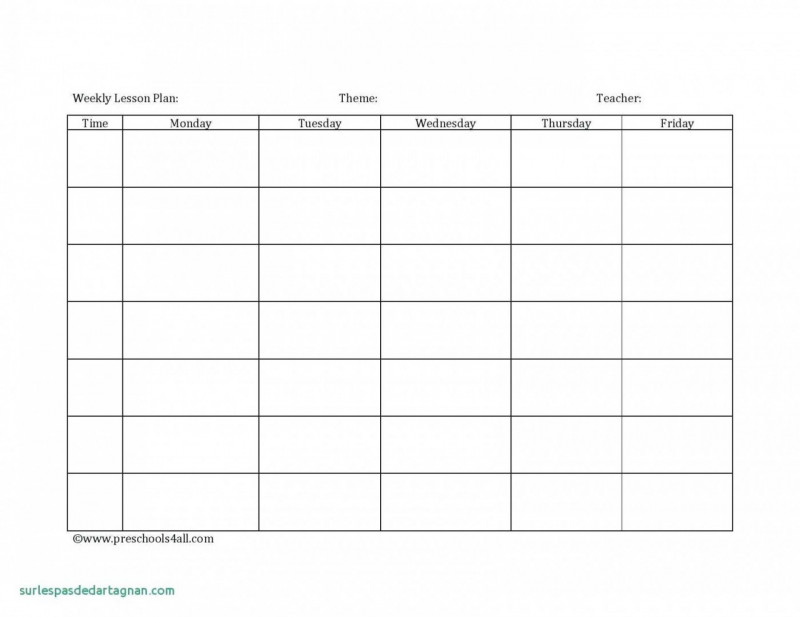 Google Docs Menu Template Awesome Weekly Menu Template Free Printable Word Download HTML