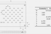 Menu Chart Template Unique Info Archives Bluepart