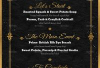 New Years Eve Menu Template New Fresh Best Happy New Year Quotes Best Christmas Quotes