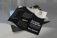 Restaurant Menu Powerpoint Template New I Will Design Bifold Trifold Brochure Restaurant Menu