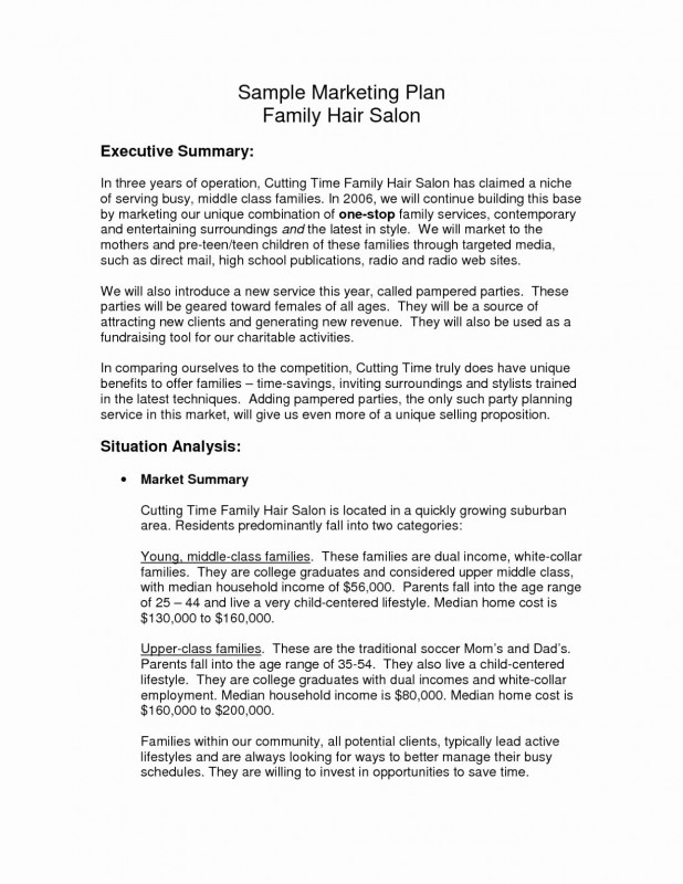 Salon Service Menu Template Awesome Hair Salon Business Plan Template Doc Egeberg Egeberg