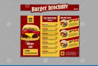 Takeaway Menu Template Free Awesome Menu Placemat Food Restaurant Brochure Menu Template Design