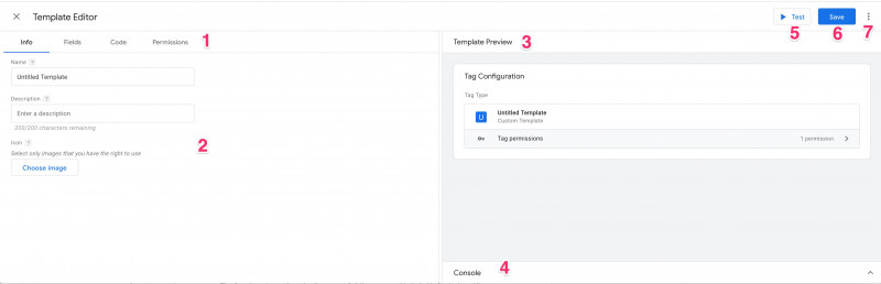 Template With Drop Down Menu Awesome Custom Templates Guide For Google Tag Manager Simo Ahavas