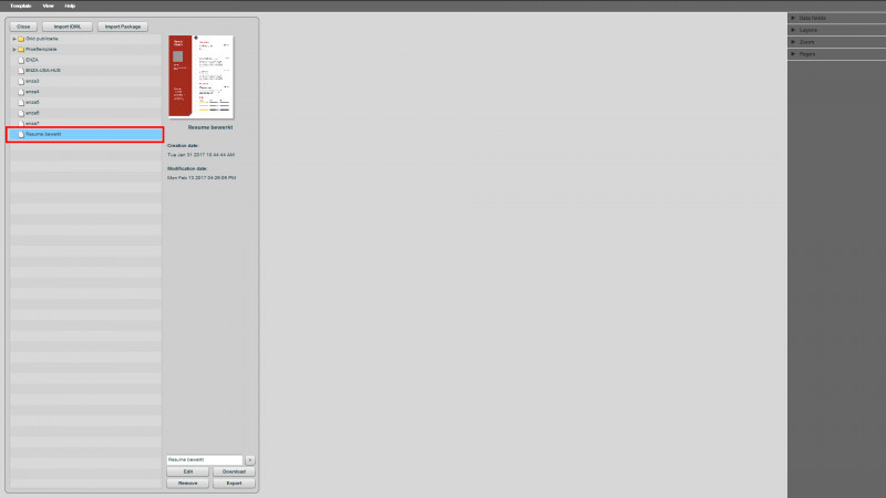Template With Drop Down Menu Awesome How Can I Make An Indesign Template Dynamic Sabern Dam