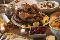 Thanksgiving Day Menu Template Awesome why Thanksgiving Dinner Makes You so Sleepy