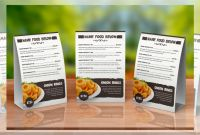Wedding Menu Templates Free Download New 33 Beautiful Restaurant Menu Designs Psd Eps Ai Free