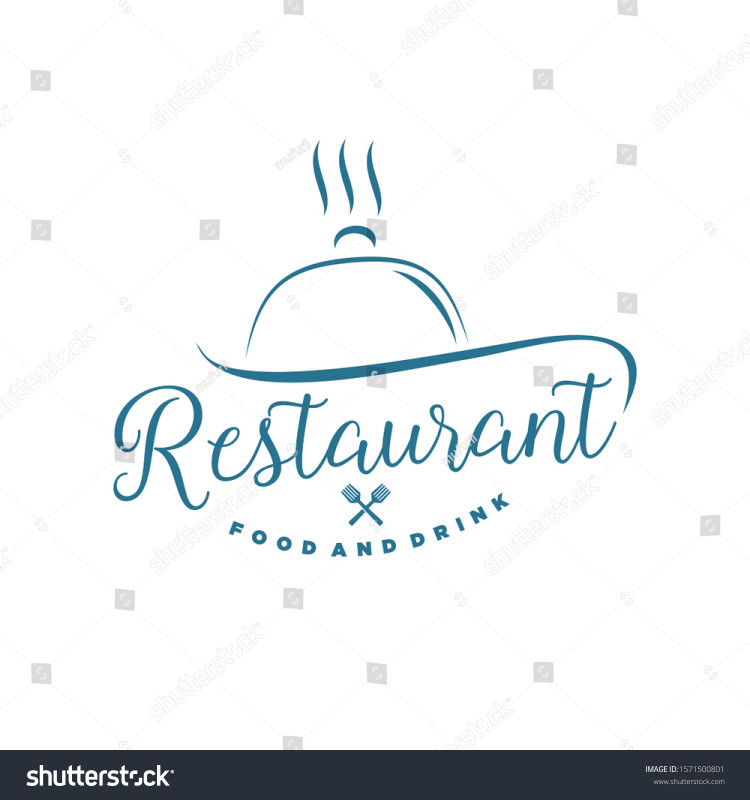 Weekly Dinner Menu Template Awesome Restaurant Catering Logo Icon Template Stock Vector Royalty