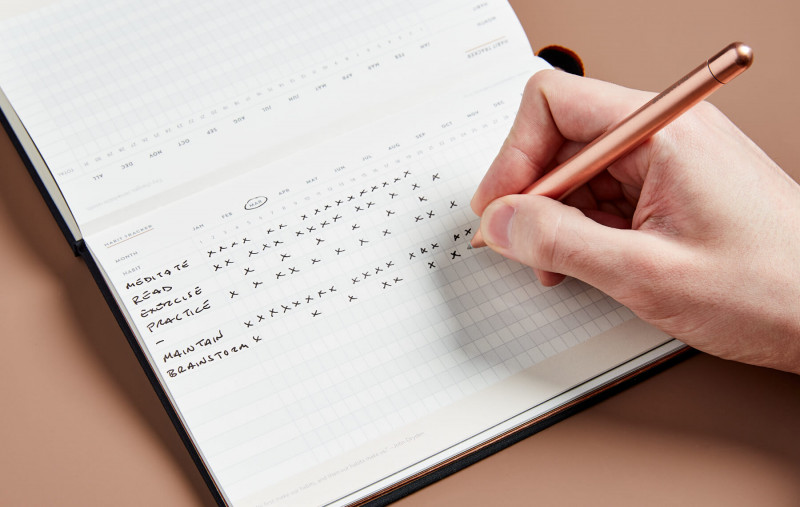 Weekly Menu Template Word New The Ultimate Habit Tracker Guide Why And How To Track Your